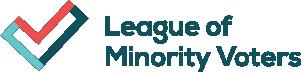 League of Minority Voters Logo